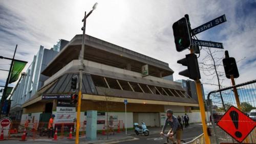 Christchurch developer Philip Carter snaps up key city site