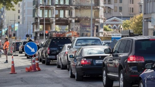 Anger at 'An Accessible City' central Christchurch traffic plan
