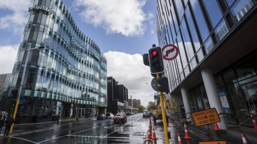 Office buildings fill up in central Christchurch as worker numbers top 40,000