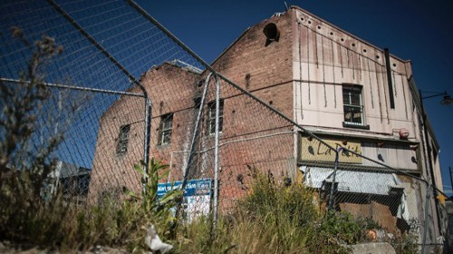 Call for action on Christchurch's derelict sites