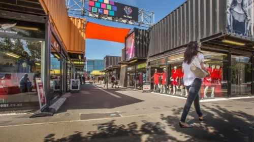 Christchurch's container mall gets more food tenants and an extra summer