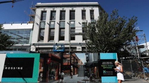 Call to make room for small businesses to return to central Christchurch