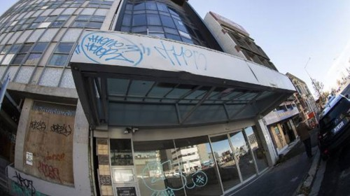 Christchurch's lingering eyesore buildings are a 'parade of the uglies'