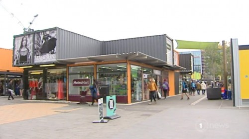 Christchurch's Restart container mall moves from non-profit trust to private sector