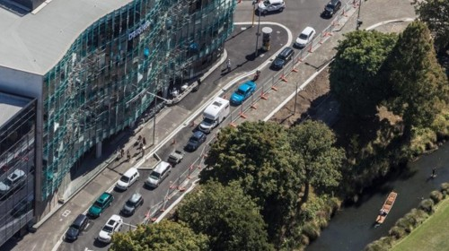 Slow down in Christchurch CBD - and from rushing to judgment