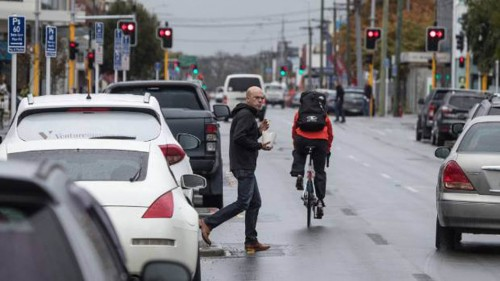 Authorities believe Christchurch's controversial central city transport plan is still right for the city